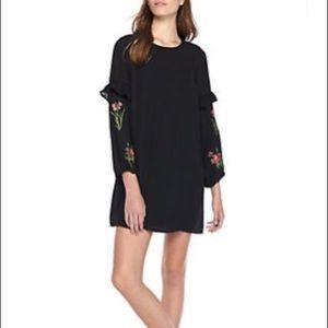 NWT Speechless black shirt dress small